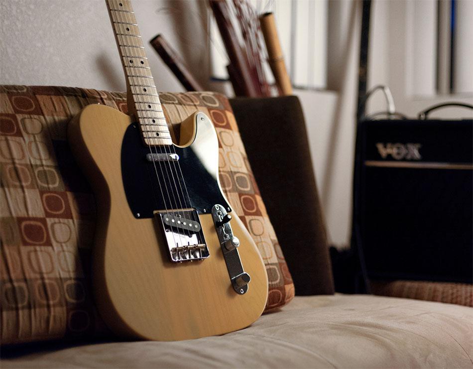 Fender Electric Guitar Factory Manual Adjustment tools